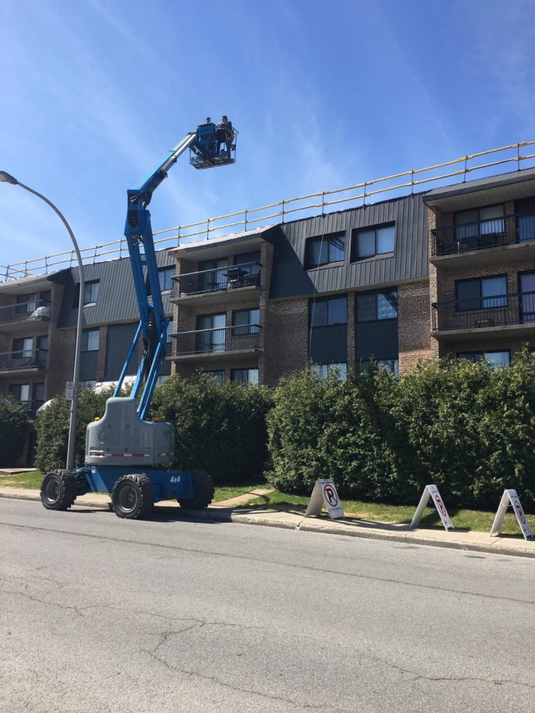 commercial painting contract